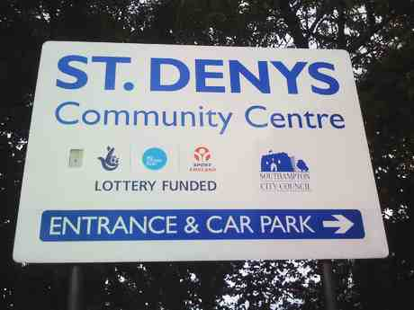 st denys sign