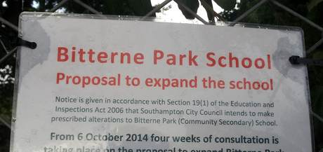 expand bitterne park school sign2