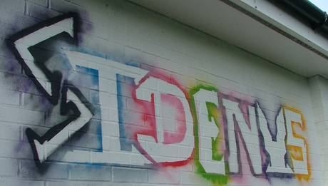 st denys mural
