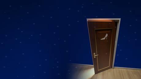 Meet Cinderella Door 460