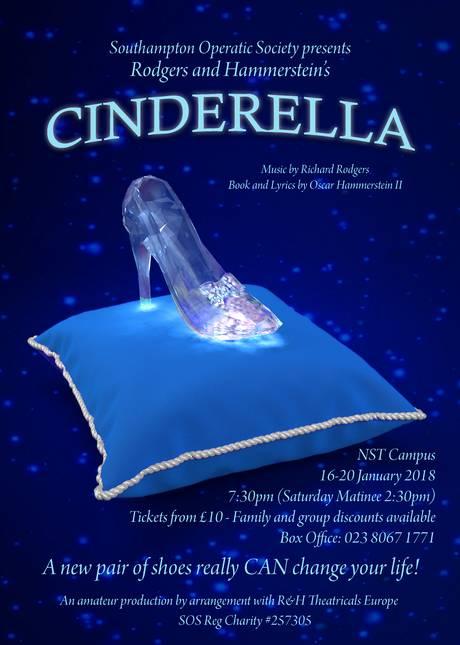 cinderella A4 poster 460