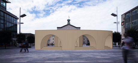Markus Bergstrom - Pavilion