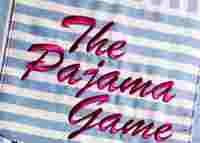 The Pajama Game flyer200