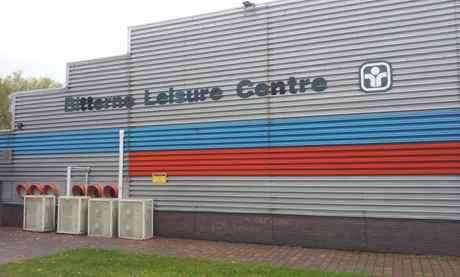 bitterne leisure centre