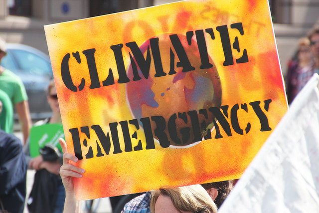 climate emergency under cc2 by Takver