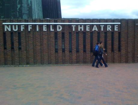 nuffield theatre 460