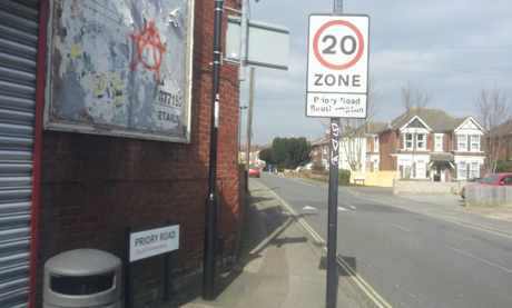 priory rd 20 zone