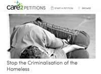 pspo petition screenshot