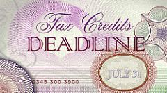 renew tax credits under CC2 by HMRC smaller