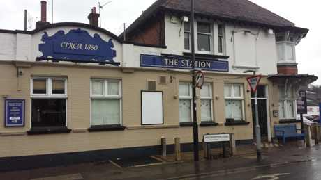 the station pub closed jan 17