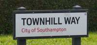 townhill way sign