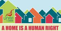 unite graphic home is a human right