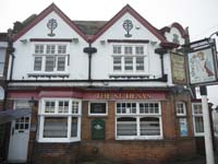 The St Denys pub in Priory Road