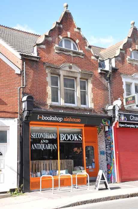 bookshop alehouse by t harris