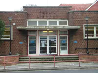 Cobbett Road Library