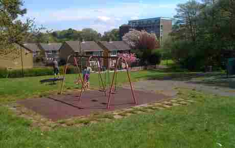 frogs copse playground