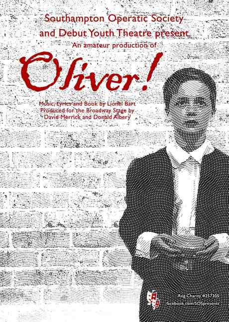 Oliver Poster Stripped for bitternepark 460