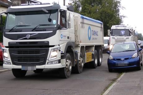 kent road lorries