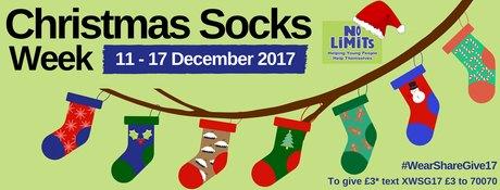 Christmas Socks Appeal Facebook Banner 2017