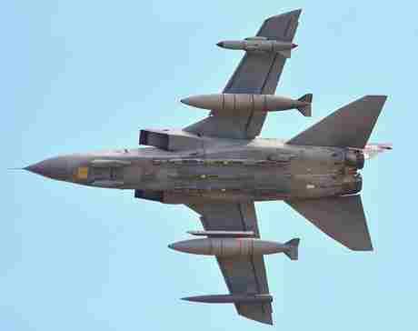 RAF Tornado by John5199 under cc2