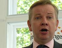 michael gove under cc2 by Policy Exchange