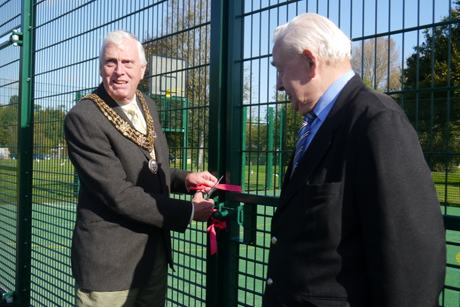 muga official opening2